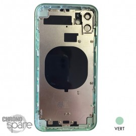 Chassis iPhone 11 vert - sans nappes