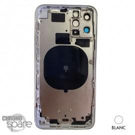 Châssis iPhone 11 pro max blanc - sans nappes
