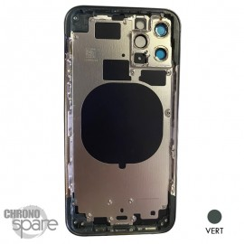 Chassis iPhone 11 pro max vert - sans nappes