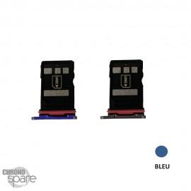 Tiroir SIM Huawei P40 pro bleu