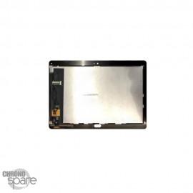 Ecran LCD + Vitre tactile Noire Huawei Tab M3 10.1'