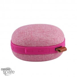 Enceinte Bluetooth Awei Y260 Rose