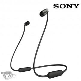 Ecouteurs Bluetooth noir SONY