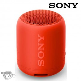 Enceinte bluetooth rouge B12 SONY