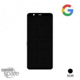 Ecran LCD + Vitre Noir tactile Pixel 4 XL (officiel)