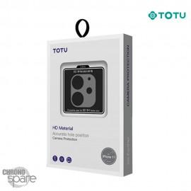 Film transparent de protection pour caméra arrière iPhone 11 TOTU