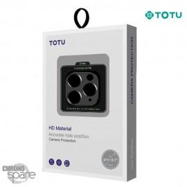 Film de protection pour caméra arrière iphone 11 Pro/ Pro max Noir TOTU