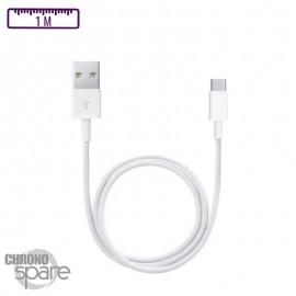 Câble de charge compatible Type C - Premium 1m avec Boite
