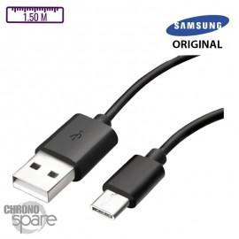 Câble samsung original 1,5m Type C - Noir
