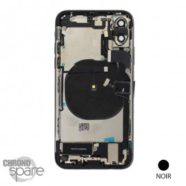 Chassis iphone XS Or - avec nappes