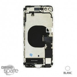 Chassis iphone 8 Plus Blanc - avec nappes
