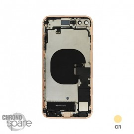 Chassis iphone 8 Plus Or - avec nappes