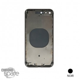 Chassis iphone 8 Plus Noir - sans nappes