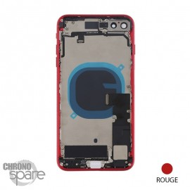Chassis iPhone 8 Plus Rouge - avec nappes