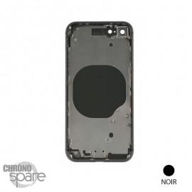Chassis iPhone 8 noir - sans nappes