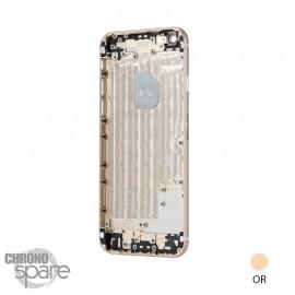 Châssis arrière iPhone 6 Or