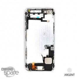 Châssis iPhone 5 complet avec nappes (Argent)