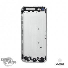 Châssis iPhone 5 sans nappes (Argent)