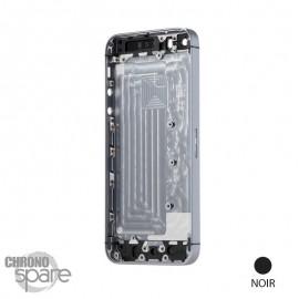 Chassis arrière iPhone SE Noir - sans nappes
