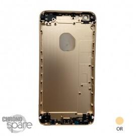 Chassis arrière iPhone 6S plus Or - sans nappes