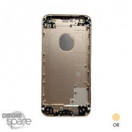 Coque arrière iPhone 6S Champagne