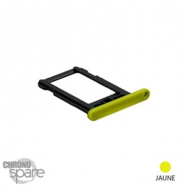 Rack Carte SIM iPhone 5C Jaune