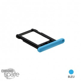 Rack Carte SIM iPhone 5C Bleu