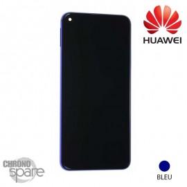Ecran LCD + Vitre tactile Bleu Huawei HONOR 20 / Nova 5T (Officiel)