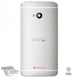 Coque arrière HTC One grise