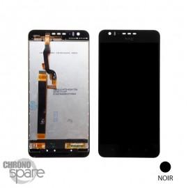 Ecran LCD et Vitre Tactile noire pour HTC Desire 825