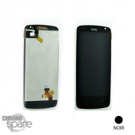 Vitre tactile + écran LCD HTC Desire 500 Noir