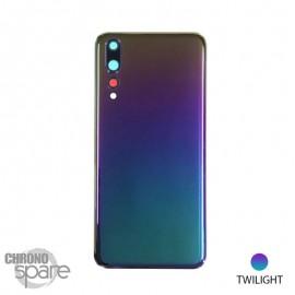 Vitre arrière + lentille caméra Huawei P20 Pro Twilight