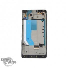 Ecran LCD et Vitre Tactile Noire Nokia Lumia 950XL (officiel) 00813X2