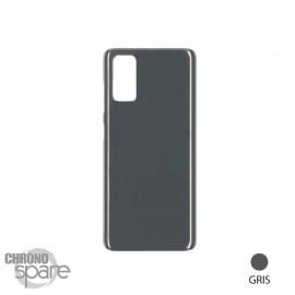 Vitre arrière Samsung Galaxy S20 G980F grise