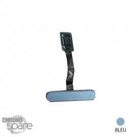 Bouton power + empreintes digitales Bleu Samsung Galaxy S10e