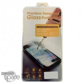 Vitre de protection incurvée Samsung Galaxy Note 8 Transparente avec boîte