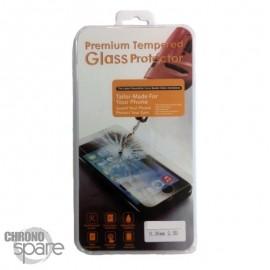 Vitre de protection en verre trempé 2,5D Samsang Galaxy note 10 plus SM-N975 avec Boîte