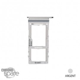 Rack SIM argent double Samsung Galaxy note 10 plus SM-N975