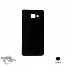 Vitre arrière noire Samsung Galaxy A7 A710F
