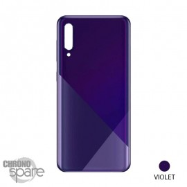 Vitre arrière Samsung Galaxy A30S (A307F) violet
