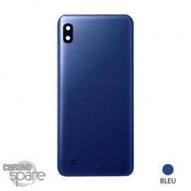 Vitre arrière Bleue Samsung Galaxy A10