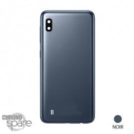 Vitre arrière Noire Samsung Galaxy A10