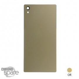 Vitre arrière Sony Xperia Z5 Premium E6853 Or