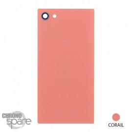Vitre arrière Rose pour Sony Xperia Z5 Compact