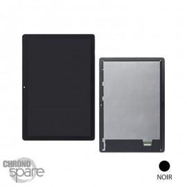 Ecran LCD + Vitre tactile Noire Mediapad T5 10.1'