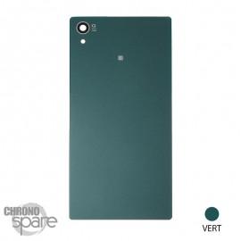 Vitre Arrière mate Sony Xperia Z5 Vert