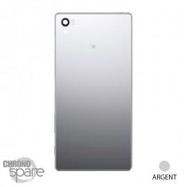 Vitre Arrière mate Sony Xperia Z5 Gris
