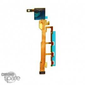 Nappe on/off + Volume + Microphone + Vibreur Sony Xperia Z
