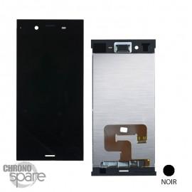 Ecran LCD + vitre tactile Noir Sony Xperia XZ1
