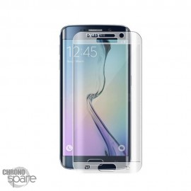 Vitre de protection incurvée Samsung Galaxy S6 Edge Plus Transparente